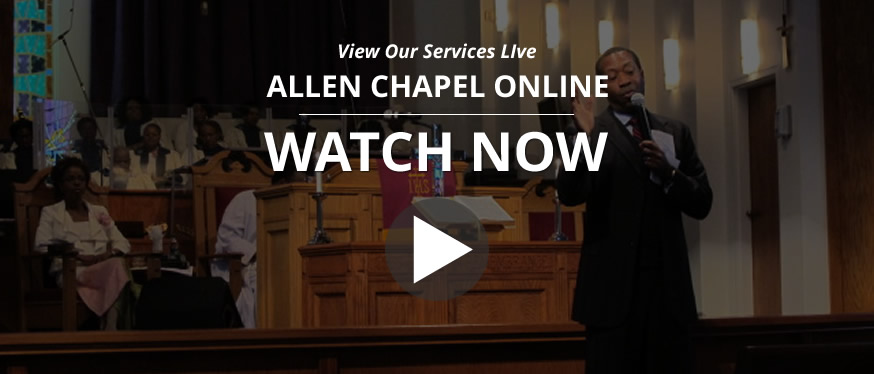 Watch Our Services Live